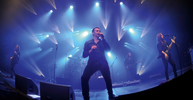 Blind Guardian Release Live Performance Video For The