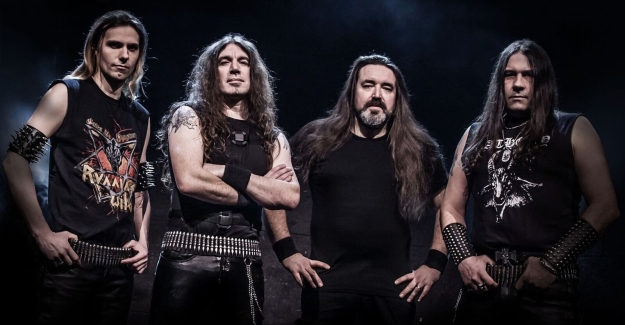 LONEWOLF Issue Lyric Video For 'Through Fire, Ice And Blood