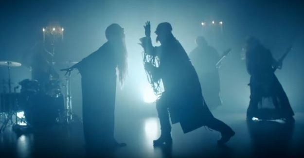 Los Angeles California Based Alternative Metal Group In This Moment Have Filmed A Music Video For The Track Black Wedding Directed By Maria Brink And