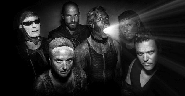 RAMMSTEIN Unveil Music Video For 'Ausländer' Track (May