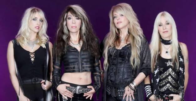 VIXEN Unveil Music Video For 'You Ought To Know By Now' Track (July 27th,  2018)   News @ Metal Forces Magazine