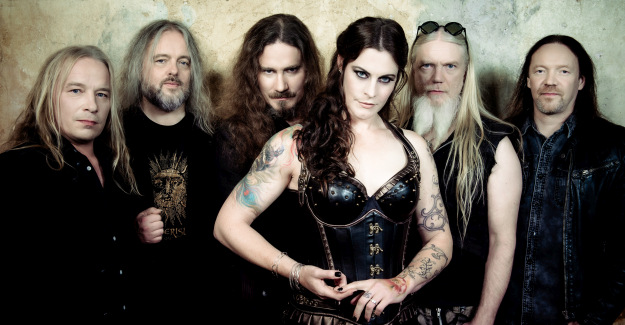 NIGHTWISH Release Official Lyric Video For New Track ...